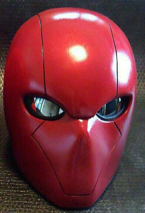 Jason Todd/Red Hood - Helmet