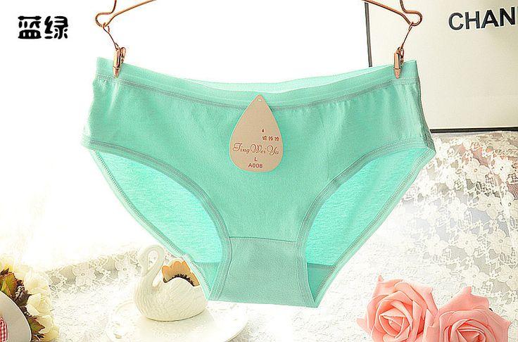 New Arrival Large Size L-XXXL Cotton Sexy Underwear Women Panties 15 color Pink Large Code Women's Panties Briefs 3NK081