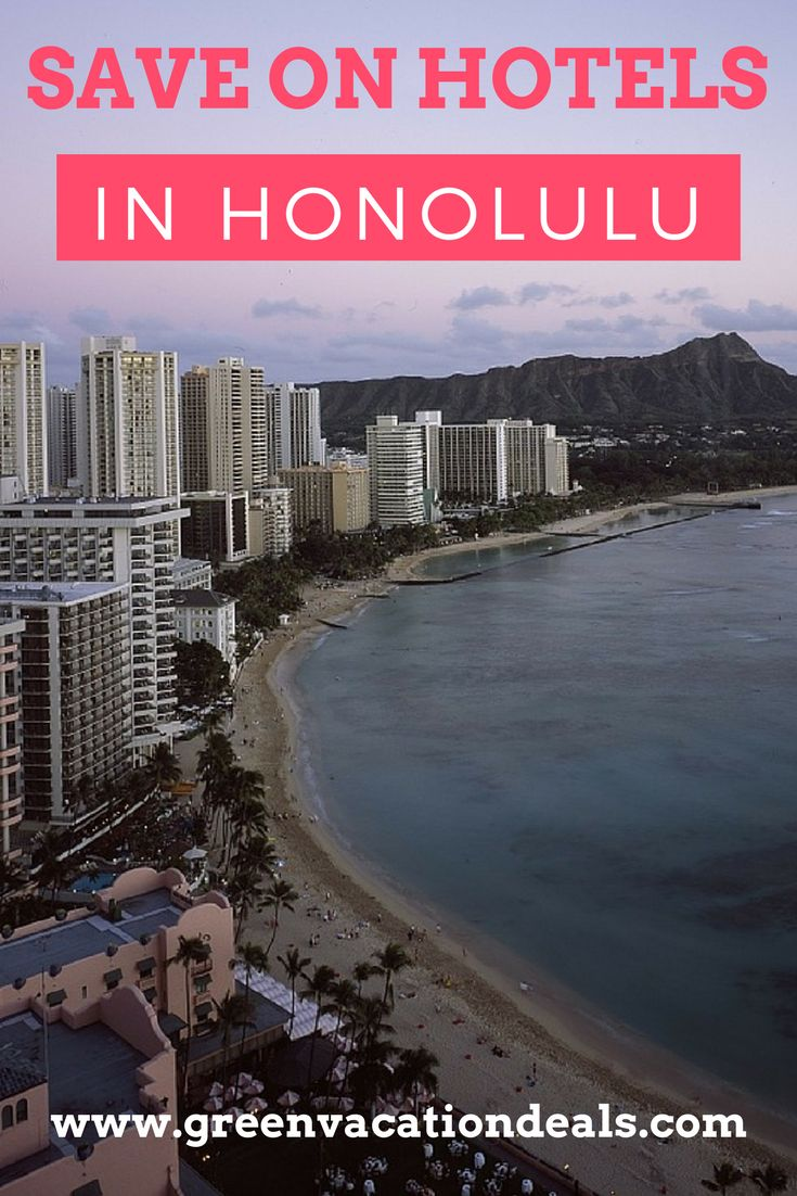 How to save money on hotels in Honolulu. Save big with this Honolulu hotel sale and take advantage of deals on 3 and 4 star hotels in Honolulu. Excellent way to save money on a trip to Hawaii. #Honolulu #Hawaii #hawaiitravel #BudgetTravel