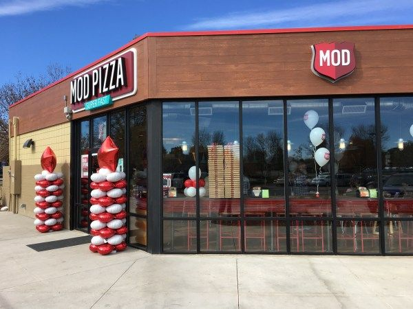 The grand opening for MOD Pizza is Monday, October 2. The first 52 people through the door get free pizza. Todd got pictures inside the new restaurant.