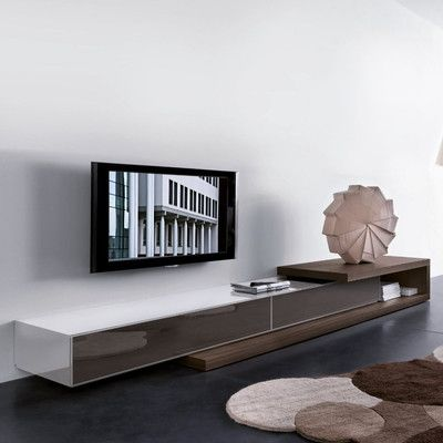 """Pianca USA People 103"""" TV Stand 