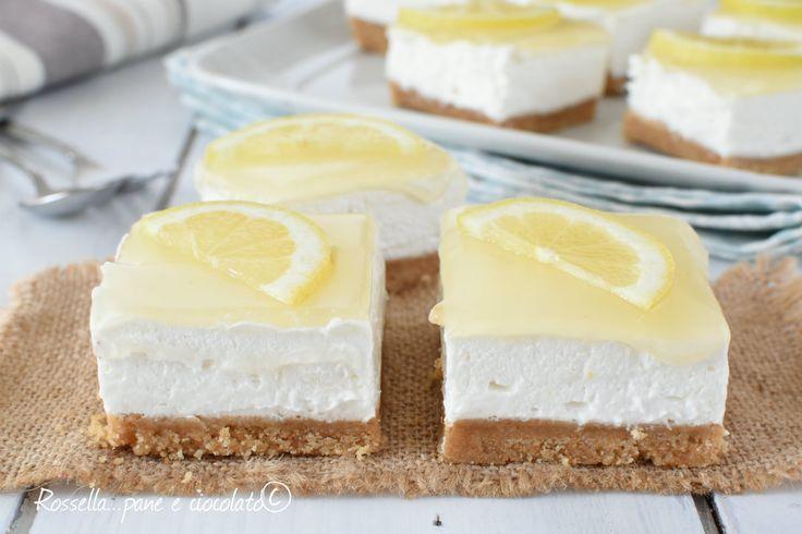 I dolcetti al limone che vi presento oggi son davvero semplicissimi da fare, perfetti come dolce estivo bello da vedere e super buono da mangiare!