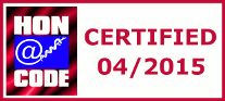 This website is certified by Health On the Net Foundation. Click to verify.