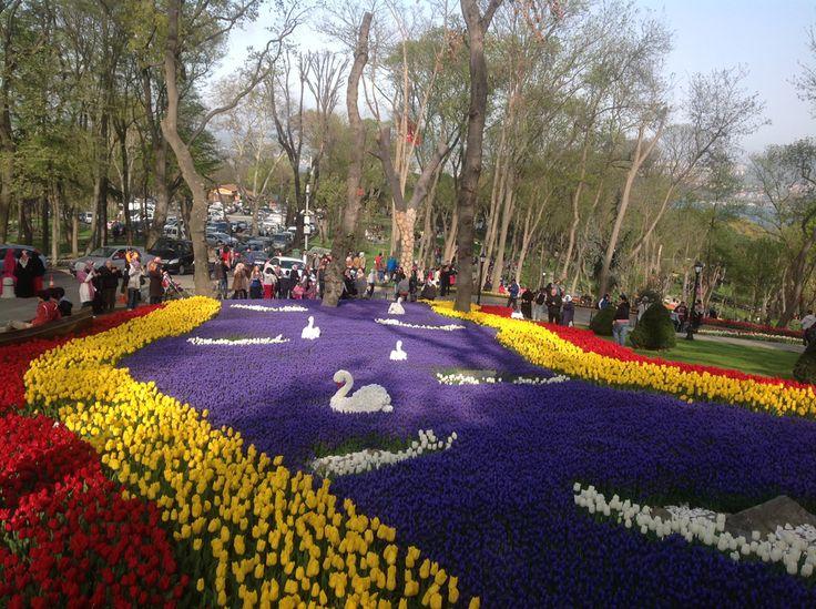 Programma Festival dei Tulipani 2016 Con questa splendida foto dall'alto di Piazza Sultanahmet (foto 1 Anadolu Agency) potete ammirare il tappeto di tulipani più grande del mondo composto da oltre...