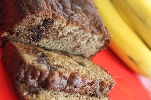 Paleo Mommy's Banana Bread