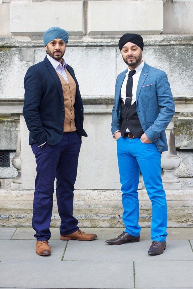 21 Photos Of Dapper Sardars That Will Inspire You To Dress Better