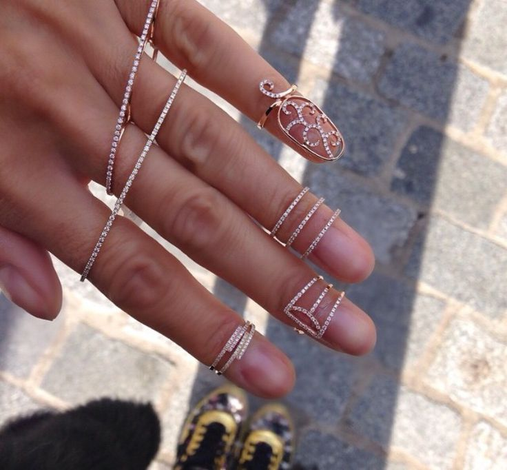 Djula Jewelry rings