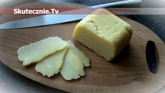 Domowy ser zolty