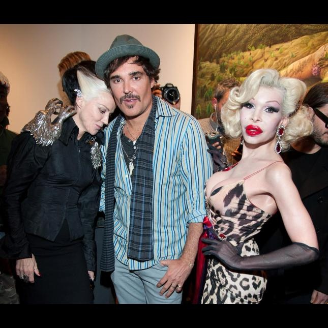 Wish I were there! Daphne Guinness, David LaChapelle