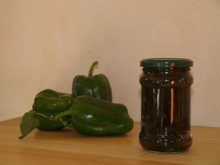 Les 25 meilleures id es concernant confiture de poivron - Cuisiner le poivron vert ...