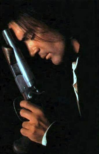 Guns and Banderas... does it get any better?  No, I say!