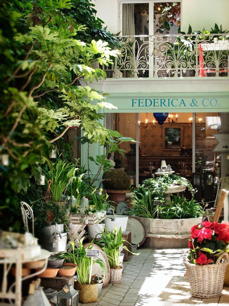 9.-Federica & Co.: además de muebles, podrás disfrutar de los cursos de cocina que imparten