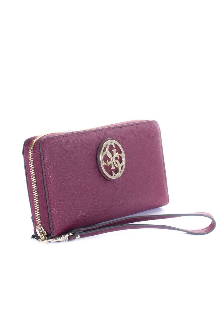 Zip wallet - Euro 65 | Guess | Scaglione Shopping Online