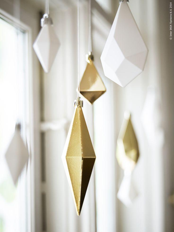 Jul p ikea 2014 vintermys h ngande dekoration jul for Ikea dekoration