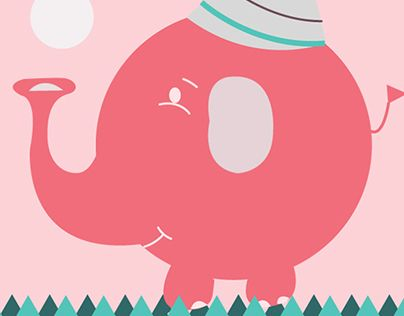 "Check out new work on my @Behance portfolio: ""elephant"" http://on.be.net/1lxbw3K"