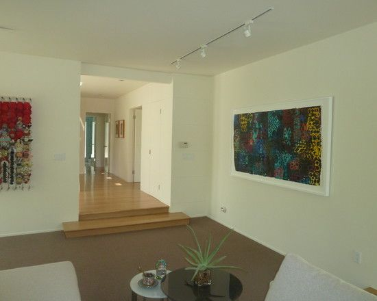Artistic Living Space Design In Gallery Decorating Concept Wonderful Tarzana Art House Interior Decorated With