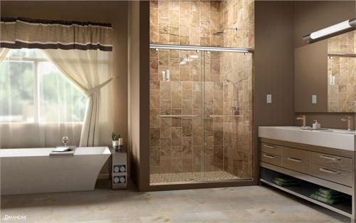 CHARISMA Shower Door by DreamLine on HomePortfolio