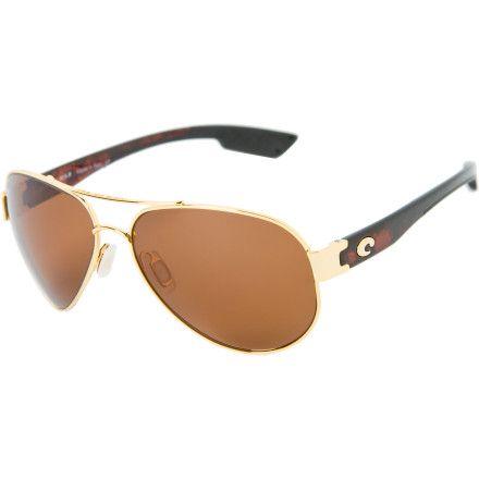Hello lover! I love sunglasses! Costa South Point Polarized Sunglasses - Costa 580 Glass Lens