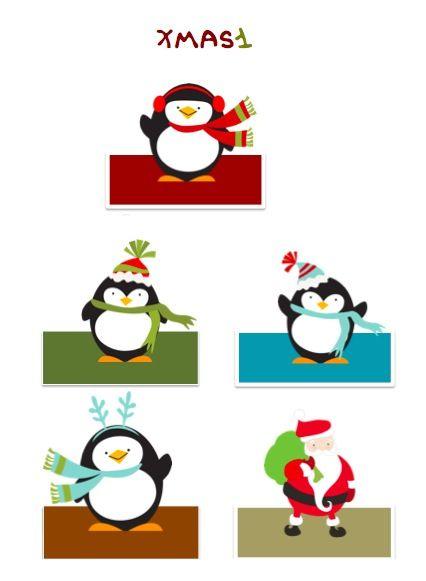 christmas craft templates printable
