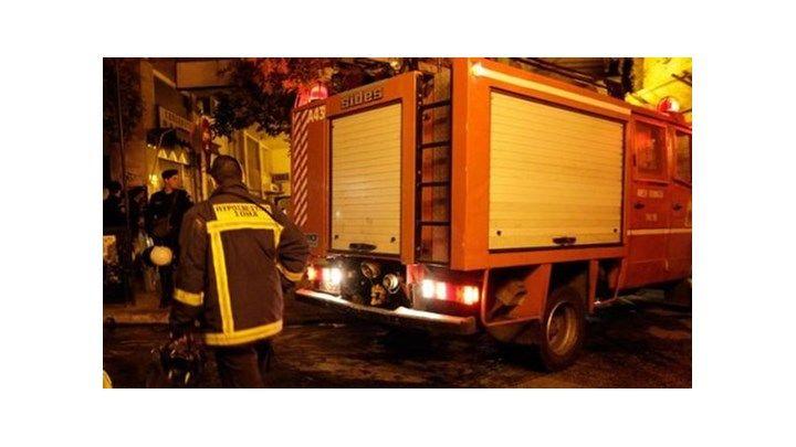 Νεκρό άτομο κατά την κατάσβεση πυρκαγιάς σε αυτοκίνητο στην Αθηνών  Κορίνθου