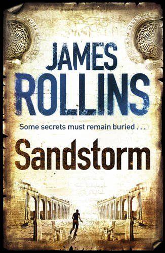 James rollins sandstorm audio book free
