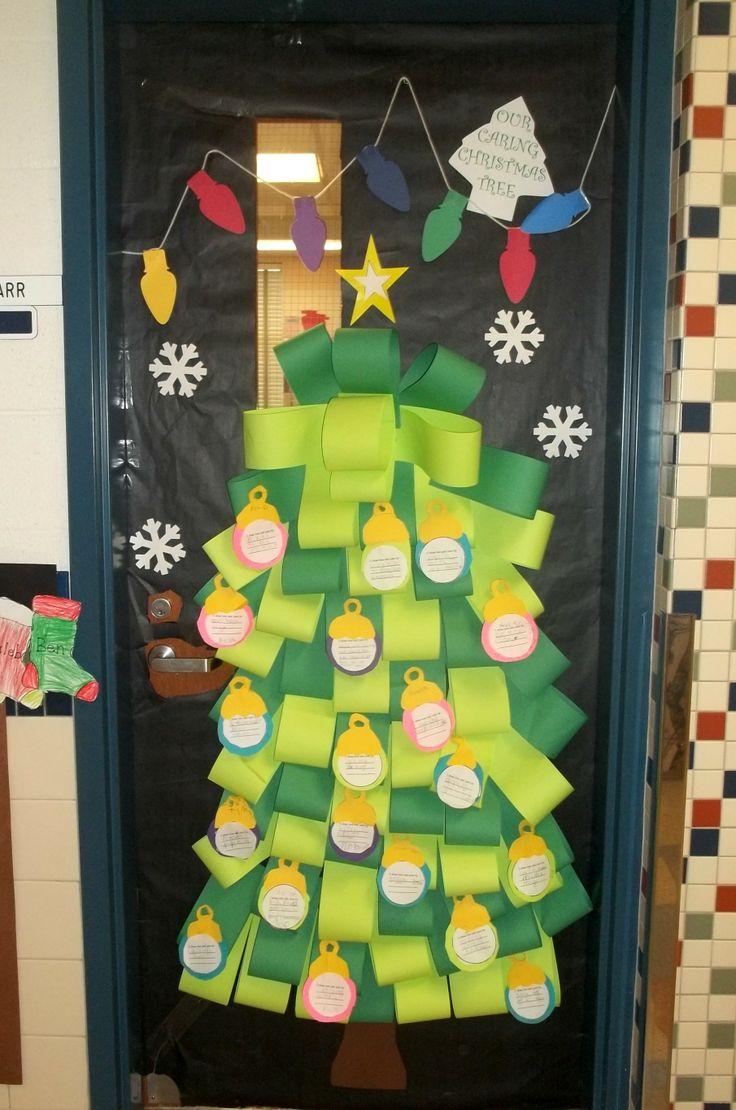 23 Best Images About School Winter Doors On Pinterest