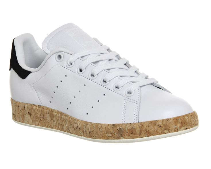 adidas stan smith luxe nere
