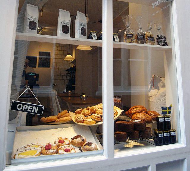 Bageriet Swedish Café & Bakery @ Covent Garden