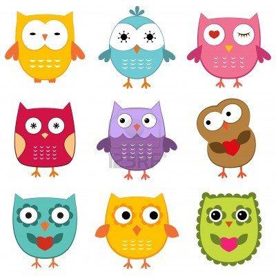 Google Image Result for http://us.123rf.com/400wm/400/400/lattesmile/lattesmile1207/lattesmile120700003/14316550-cartoon-owls-set.jpg