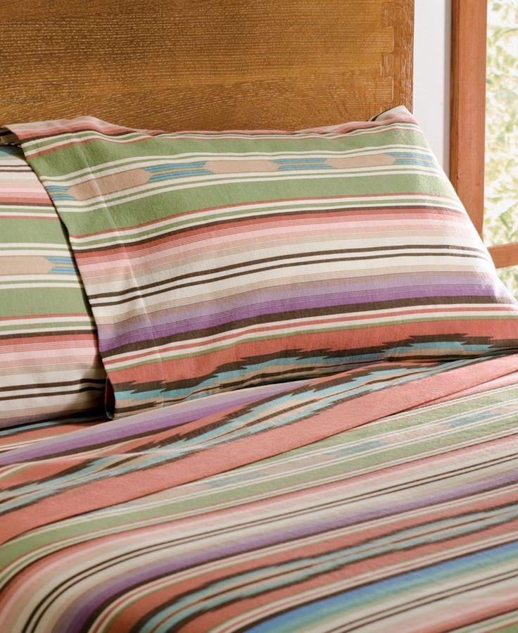 Pendleton Flannel Full Sheet Set