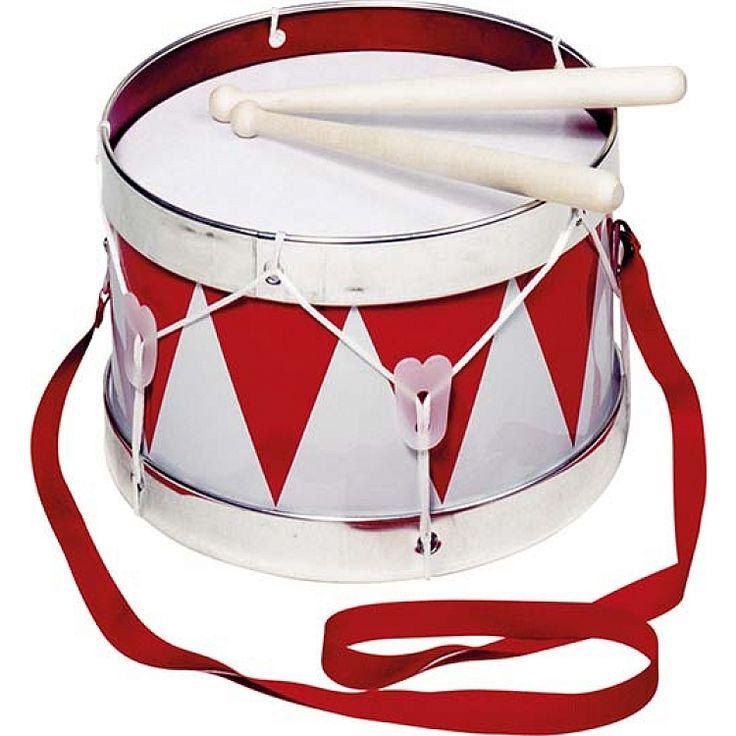Goki, Czerwony bęben, instrument