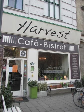Harvest Cafe Bistrot, Vienna Picture: Harvest Cafe  - Not far from subway station - Check out TripAdvisor members' 50,465 candid photos and videos.