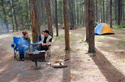 Free Campgrounds in Florida