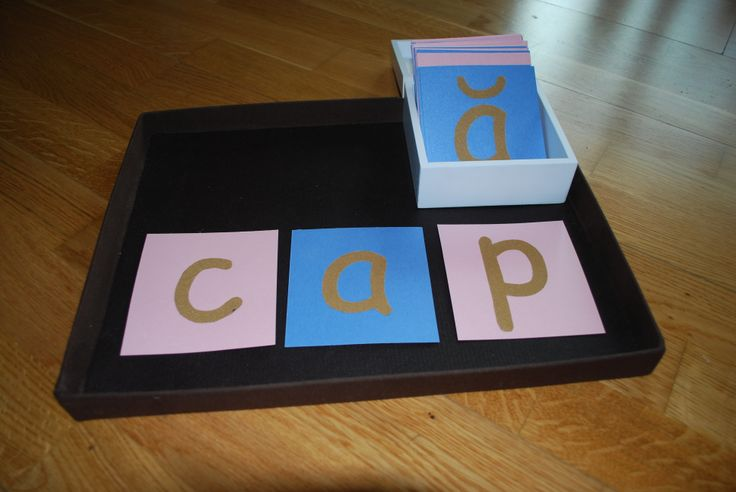 Sandpaper letters - lower case print