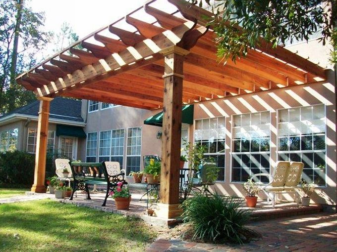 The 25 best pergola attached to house ideas on pinterest back the 25 best pergola attached to house ideas on pinterest back patio attached pergola and pergula patio ccuart Images