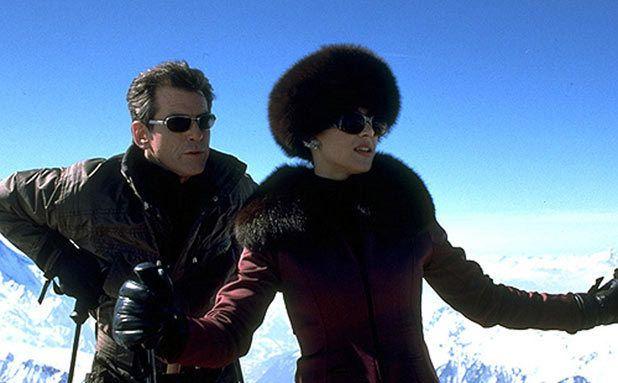 The World Is Not Enough (1999)007: Pierce BrosnanThe Bond Girl: Dr Christmas Jones (Denise Richards)The Villain: Viktor Renard (Robert Carly...