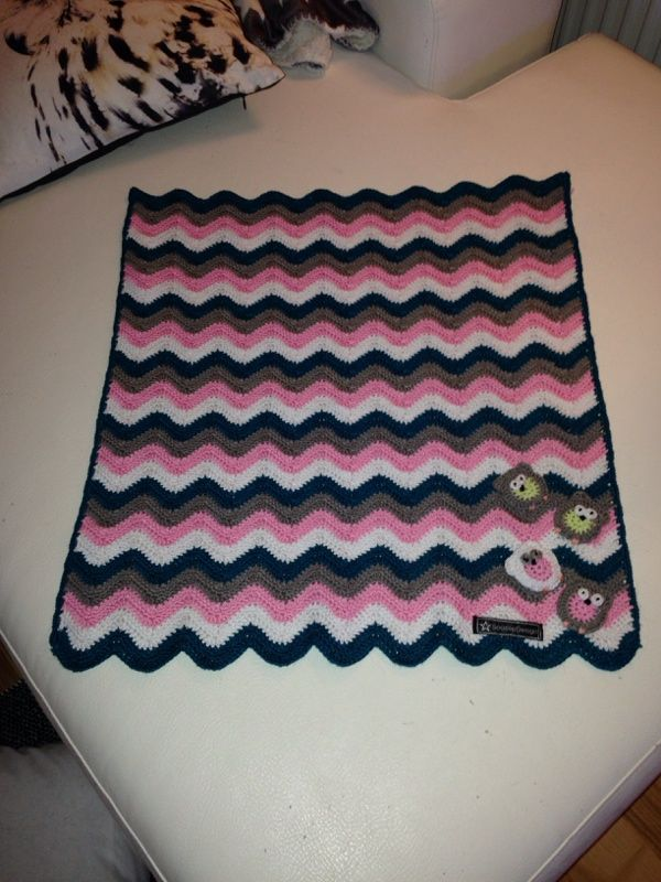 ometthus - Baby Blanket, so cute!
