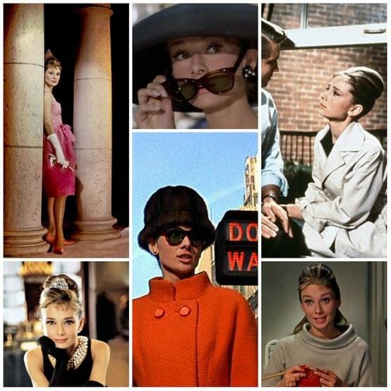 #Breakfast with Tiffany. Holly Golightly or #Audrey Hepburn?  Завтрак у Тиффани. Холли Голайтли или Одри Хепберн?