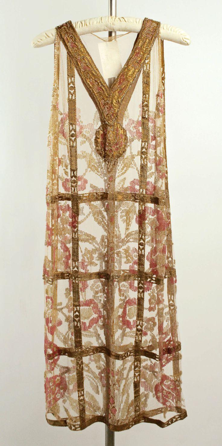 Callot Soeurs | Evening dress | French | The Metropolitan Museum of Art