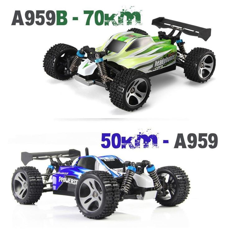 RC Car 2.4G Radio Remote Control Model Scale 1:18 Rally Shockproof Rubber wheels Buggy Highspeed Off-Road