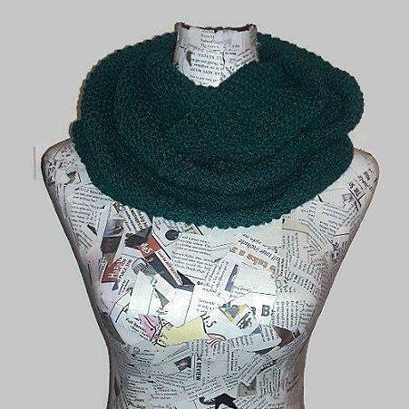 Infinity scarf #wool #lana #dosagujas #palillos #knit #knittingaddict #knitting #knittinglove #knittinglife #knitting_inspiration #handmade #hechoconamor #hechoenchile #tejeresmisuperpoder #amotejer #infinityscarf #tejer #tejermola