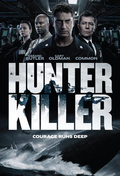 Watch Hunter Killer Full-Movie