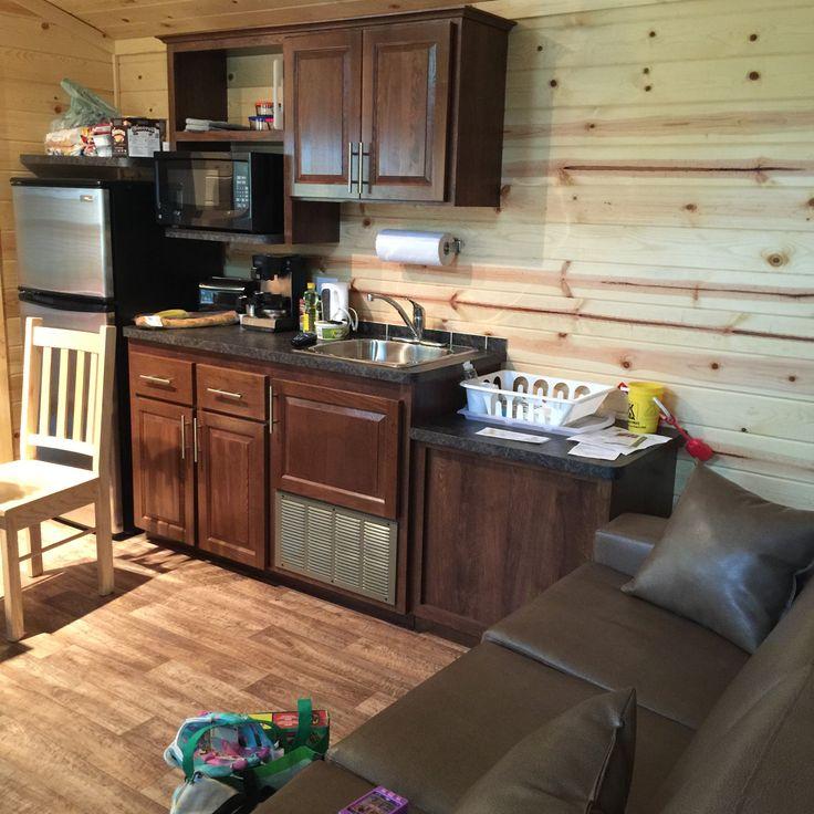 Getaway at KOA Toronto West - interior cabin