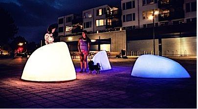 Waarom naar Almere? Om het nieuwe kunstwerk van Daan Roosegaarde | B R I G H T