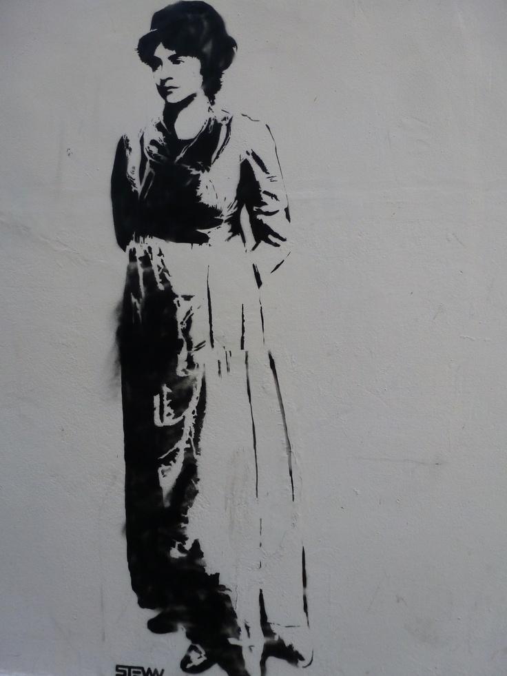 Mary Wollestonecraft, Stoke Newington, London