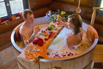 Romantik pur im Hotel Lamm Mitteltal