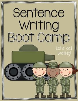 essay boot camp Introduction in the military, boot camp represents an abrupt, often shocking transition to a new way of life discipline is strict and there is an emphasis.
