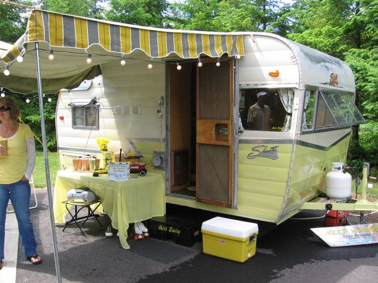 What Is A Travel Trailer Camper