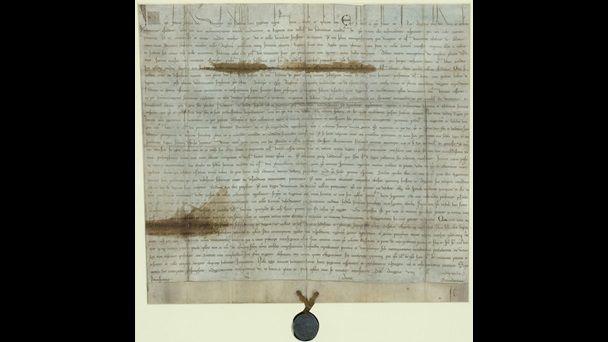 The Papal Bull Annulling Magna Carta