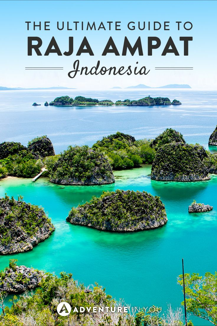 A travel guide to the islands of Raja Ampat in West Papua, Indonesia - a paradise that's well off the beaten path